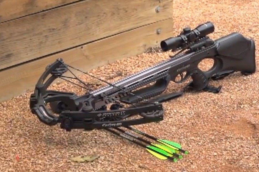 Barnett Ghost 410 CRT Crossbow Package Review